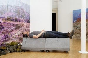 Lay of the land (and other such myths) | Victoria Lucas | 2017 | photography, sculpture, sound | installation view: AirSpace Gallery, Stoke-on-Trent, 2017 | dimensions variable | image: Jules Lister Photography