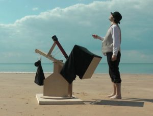 Shadows on the Sun (Margate After Turner) | David Bethell | 2010 | still from video | image: Glen Stoker