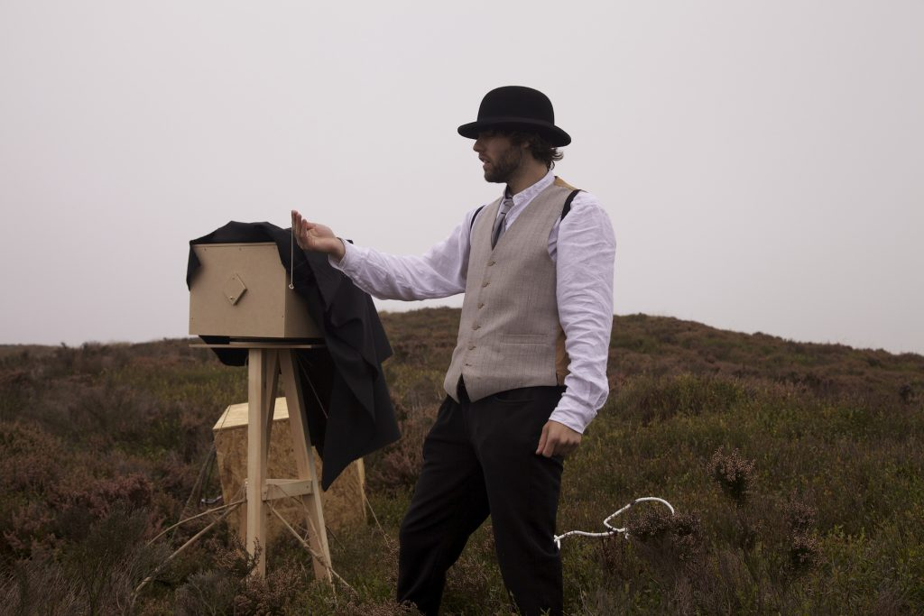 In Search of George Cartlidge | David Bethell | 2014 | still from video | image: Glen Stoker